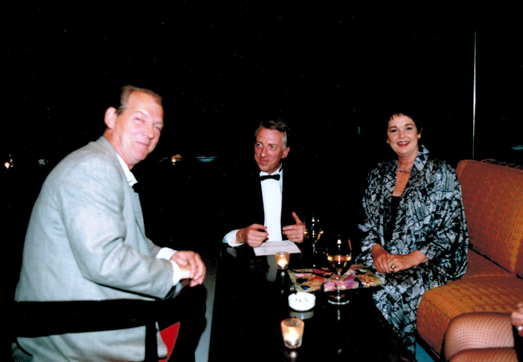1995 Sammen med Claus Bue og Ghita Nørby